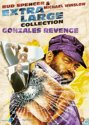 DVD EXTRA LARGE COLLETION GONZALES REVENGE MET BUD SPENCER & MICHAEL WINSLOW
