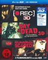 [Rec] / Day of the Dead / Running Scared (3D Blu-ray)