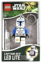 Lego: Star Wars - Clone Captain Rex Key Light with batteries