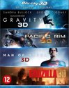 Blockbusters Collection (3D+2D Blu-ray)