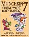 Afbeelding van het spelletje Munchkin 7: Cheat With Both Hands