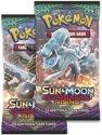 Afbeelding van het spelletje 2 pakjes Pokemon Kaarten Sun & Moon 2 Boosterbox