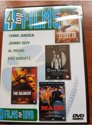 4 Tops Film Op DVD - Made - Stiletto - The Silencer - Donnie Braso