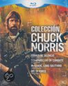 Chuck Norris: Code of Silence, Missing In Action, Lone Wolf McQuade & The Delta Force (Import) Blu-Ray