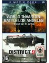 Battle: Los Angeles + District 9