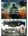 Battle: Los Angeles + District 9