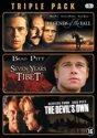 Brad Pitt Triple Pack