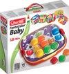 Afbeelding van het spelletje Quercetti Fantacolor Baby Square Burrons