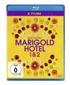 Best Exotic Marigold Hotel 1-2/2 Blu-ray