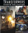 Transformers 1 - 4 Boxset (Blu-ray)