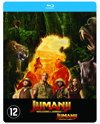 Jumanji: Welcome to the Jungle (Blu-ray) (Steelbook Edition)