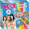 K3 : diamant domino
