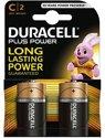 Duracell Plus power Duralock C2 duo pack MN1400