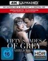 Fifty Shades of Grey 2 - Gefährliche Liebe (Ultra HD Blu-ray & Blu-ray)