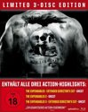 The Expendables Trilogy (Blu-ray) (Import) (Steelbook)