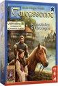 Afbeelding van het spelletje Carcassonne: Kathedralen & Herbergen Bordspel