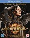 Hunger Games Mockingjay Pt1