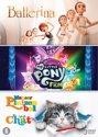 Ballerina / Little Pony / Meneer Pluizenbol (3 DVD)