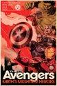 Poster Avengers Golden Age