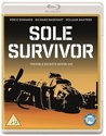 Sole Survivor (Dual Format Blu-ray & DVD)(import)