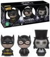 Funko / Dorbz 3-pack - Batman, Catwoman & The Penguin (Batman Returns) Summer Convention Exclusive