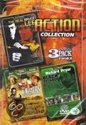 Action Collection vol. 1 bevat de films: The Real Bruce Lee, The McMasters en Black Brigade.