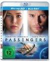 Passengers (2016) (3D & 2D Blu-ray) (import)