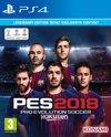 Pro Evolution Soccer 2018 - Legendary Edition - PS4