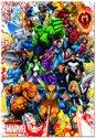Educa De superhelden van Marvel legpuzzel 500 stukjes