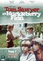 Tom Sawyer and Huckleberry Finn dee