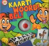 Afbeelding van het spelletje Kaart! Woord! Bel! spel