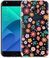 Asus Zenfone 4 Selfie Pro ZD552KL Hoesje Always have flowers