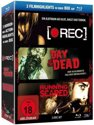 [Rec] / Day of the Dead / Running Scared (Blu-ray)