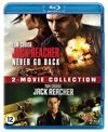 Jack Reacher 1&2 Box (Blu-ray)
