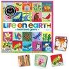 Afbeelding van het spelletje Eeboo Matching Game: LIFE ON EARTH, in doos 24x24x3.8cm, 5+