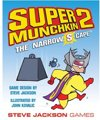 Afbeelding van het spelletje Super Munchkin Expansion 2 - The Narrow S Cape