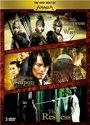 The Very Best Of Amazia Box (Dvd)