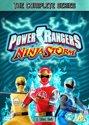 Power Rangers Ninja Storm (Complete Series)