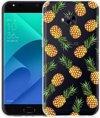 Asus Zenfone 4 Selfie Pro ZD552KL Hoesje Ananas