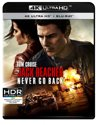 Jack Reacher 2: Never Go Back (4K Ultra HD Blu-ray)