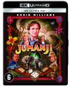 Jumanji (1995) (4K Ultra HD Blu-ray)