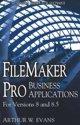 Filemaker Pro Business Applications