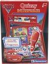 Afbeelding van het spelletje Clementoni Cars 2 Quizzy - Kaartspel