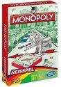 Afbeelding van het spelletje Monopoly reis editie