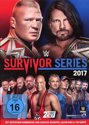 WWE - Survivor Series 2017 on 2 DVDs