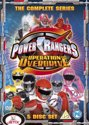 Power Rangers Operation Overdrive (Complete Series)