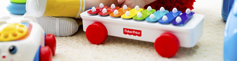 Fisher-Price: het plezier van het leren