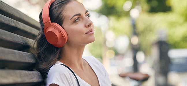 Nieuwste Sony headphones
