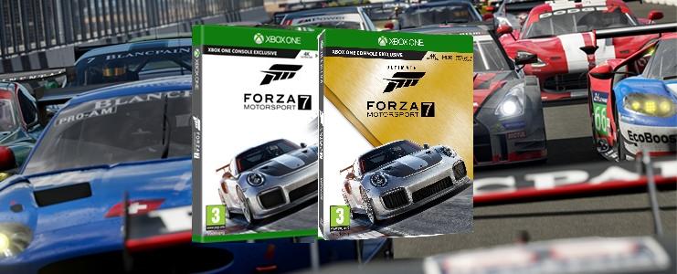 Pre-order Forza 7