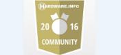 Bekijk alle community awards